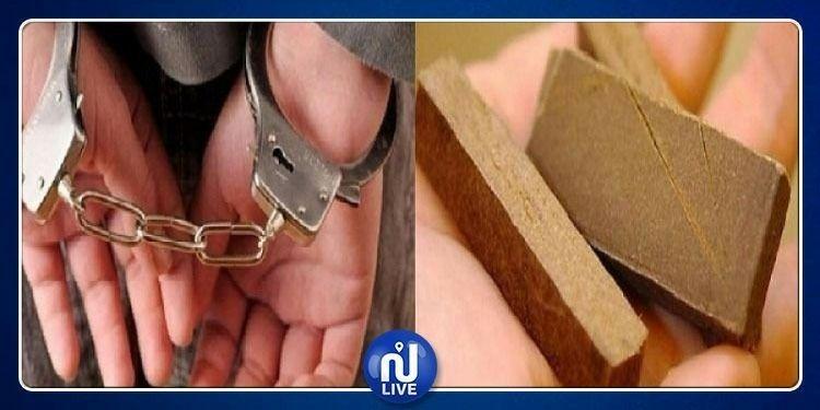 البقالطة: القبض على مروج بحوزته 39 صفيحة ''زطلة''