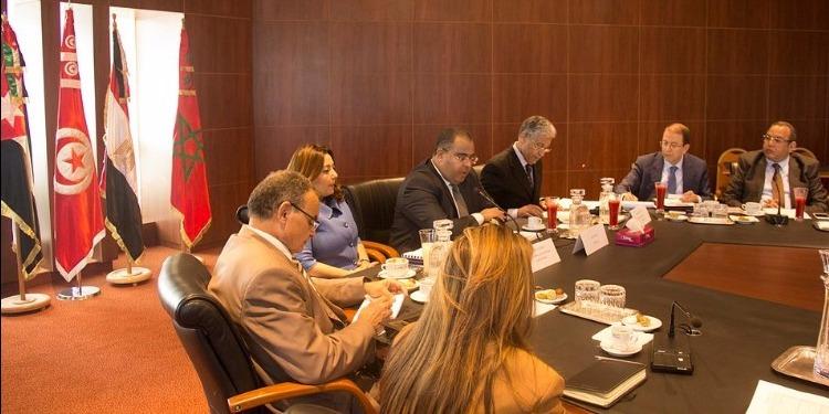 انعقاد الإجتماع الأول لمجلس أعمال بلدان أغادير