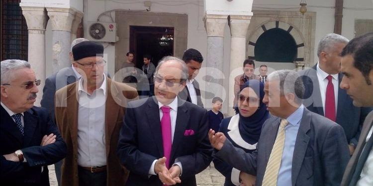باجة : وزير الشؤون الدينية يؤكد على أهمية تحفيظ القرآن وبرفض التعليق عن