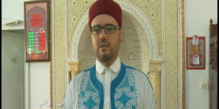 صلاة الجمعة من جامع التقوى من ولاية تونس